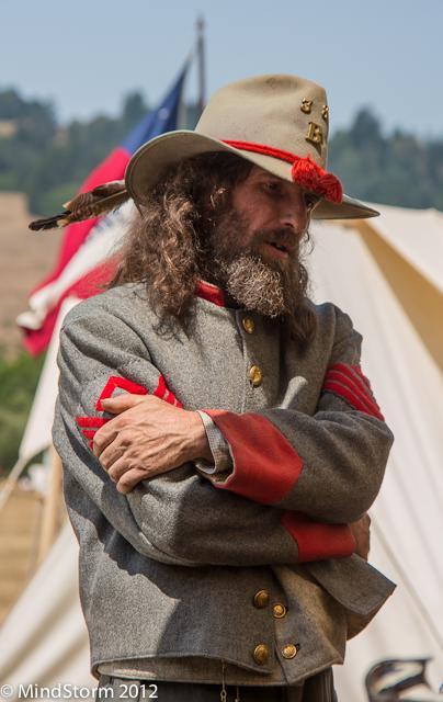 Civil War Reenactment at Duncans Mills – Page 2012