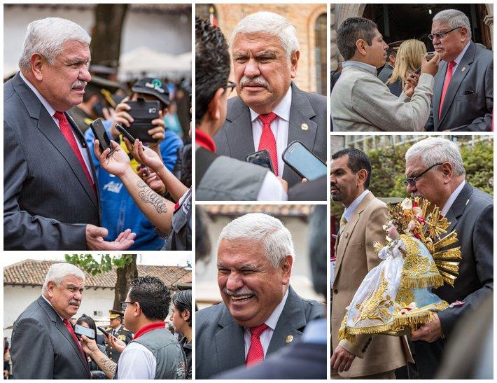 2015 Paseo Del Nińo, Cuenca Ecuador, Mayor