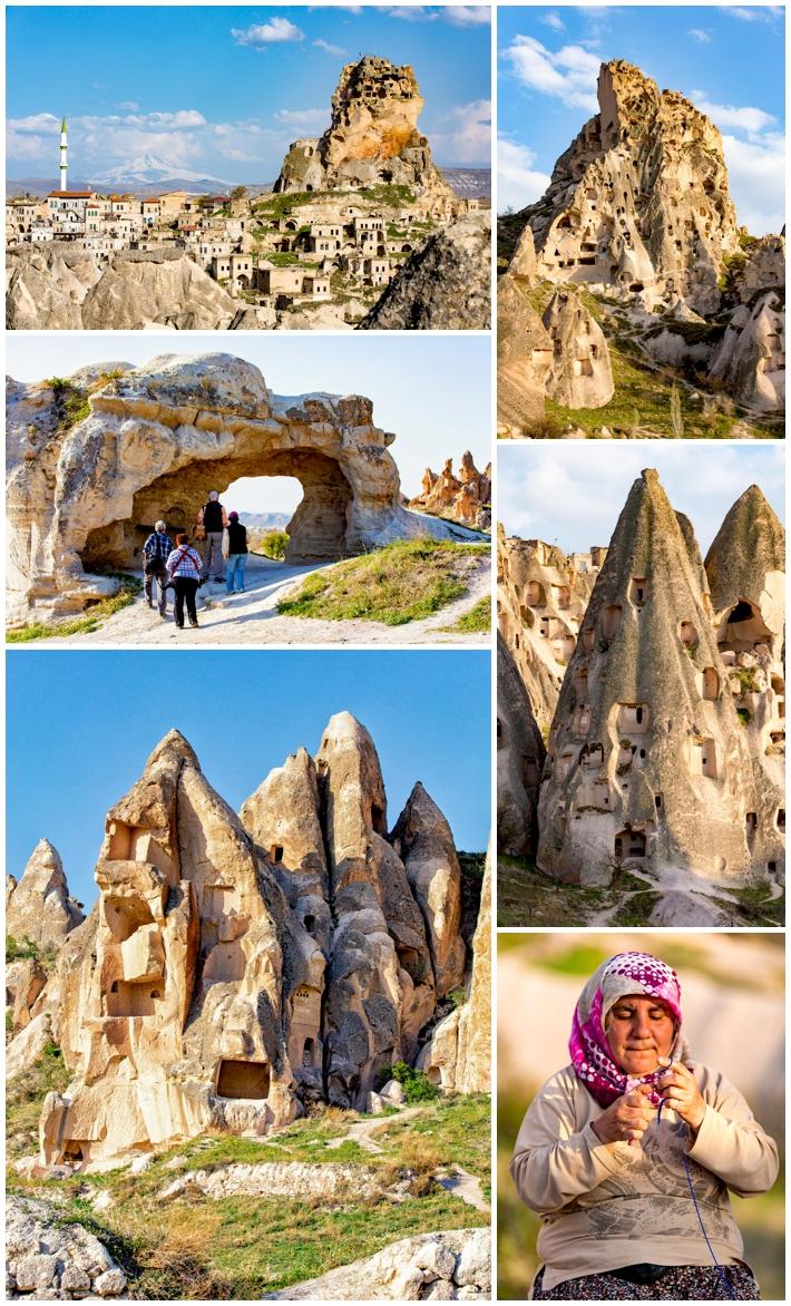 Cappadocia Fairy Castles