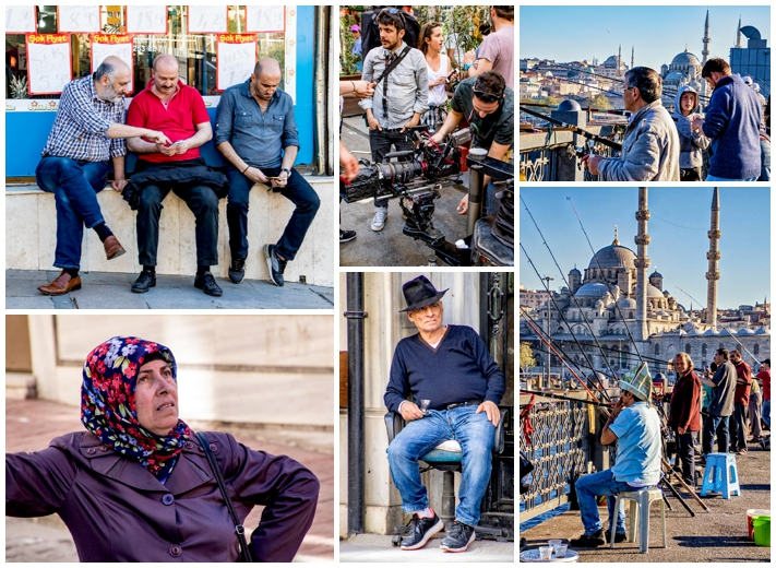 Istanbul people