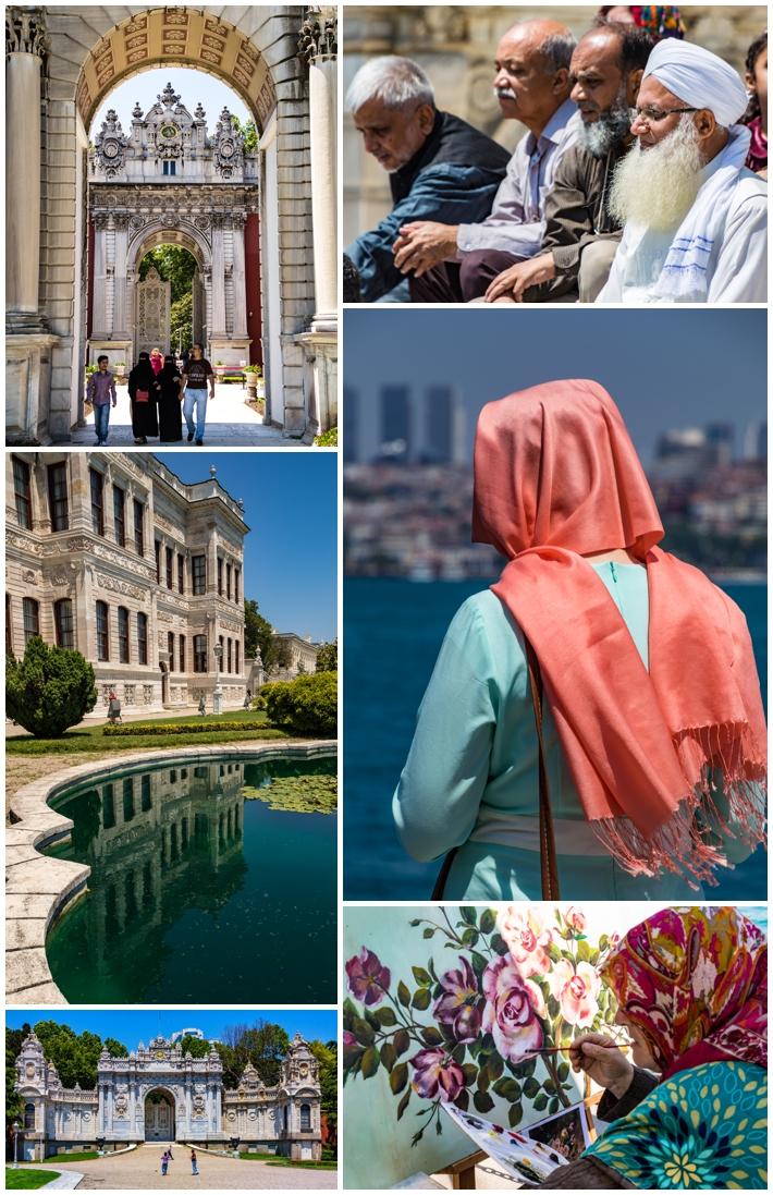 Dolmabahce Palace Istanbul Turkey