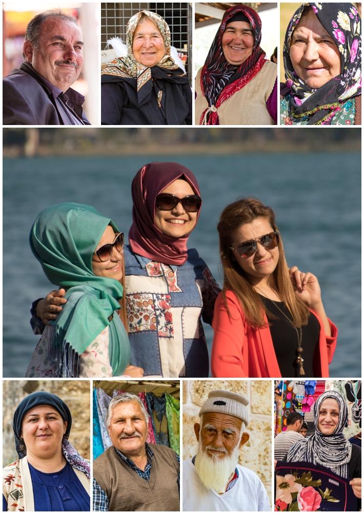Istanbul Turkey people smiles