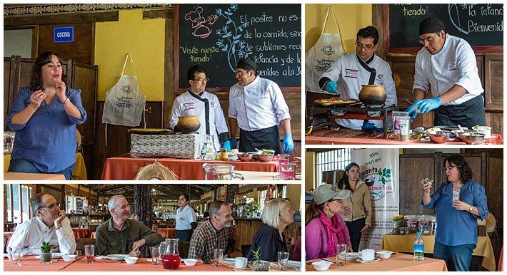 La Yunta Cooking Class Ecuador
