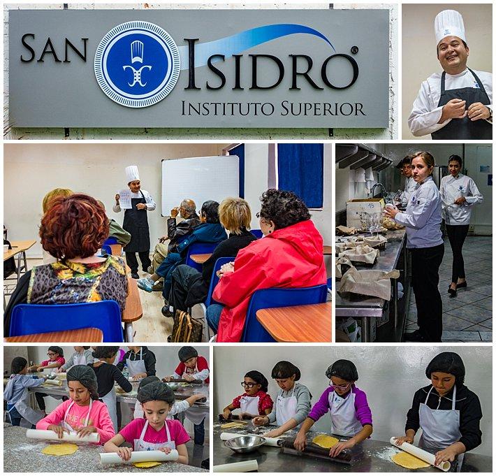 san isidro cooking school Cuenca Ecuador -- classroom