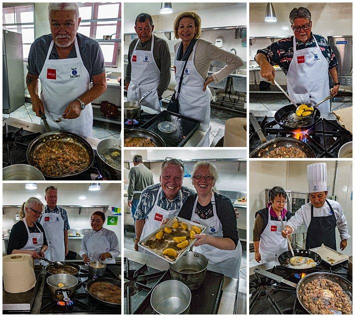 san isidro cooking school Cuenca Ecuador --