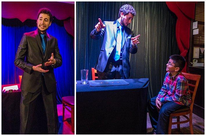 Juan Gonzoliez Magic Show Cuenca Ecuador Cuchura Magica
