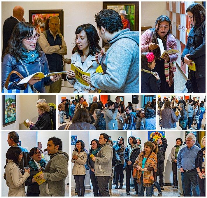 Mayor's Art Gallery Reception - booklet