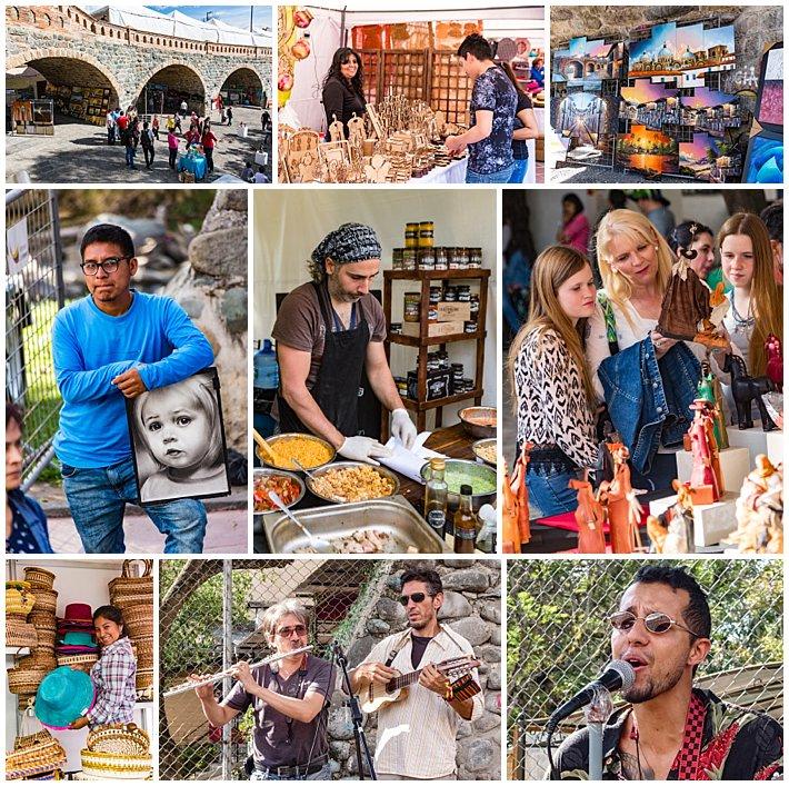 Cuenca Independence Day, Ecuador 2016 - mercado (market)