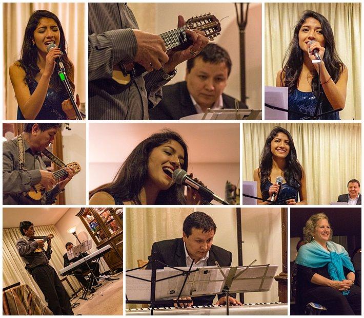 House Concert Stephanie Ortiz Cuenca Ecuador