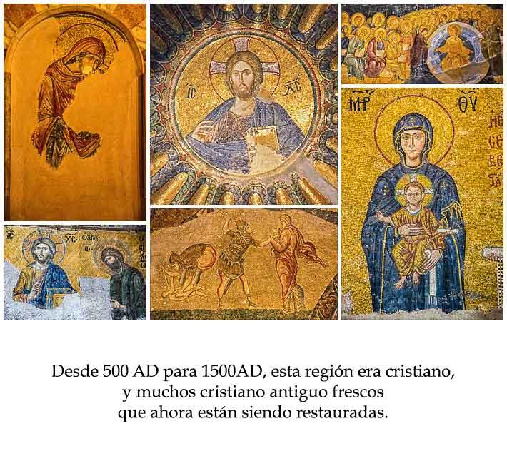 Spanish Class Story - christian murals