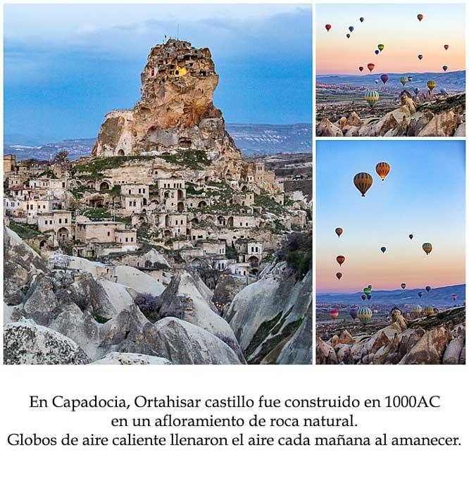 Spanish Class Story - cappadocia