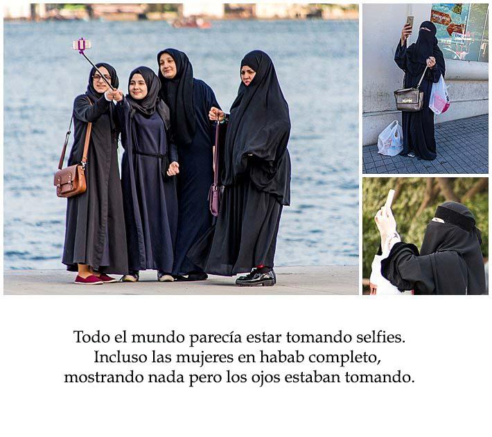 Spanish Class Story - selfy