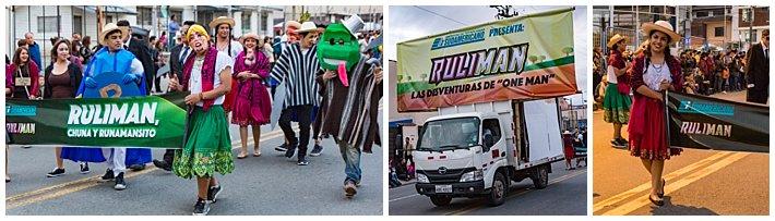 Fools Inocentes Parade 2017 - Cuenca, Ecuador - Ruliman
