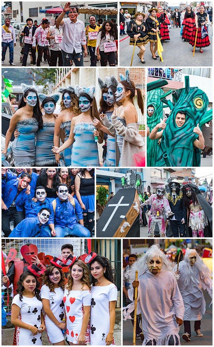 Fools Inocentes Parade 2017 - Cuenca, Ecuador - groups