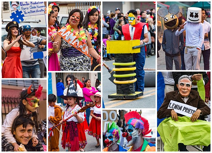 Fools Inocentes Parade 2017 - Cuenca, Ecuador - others