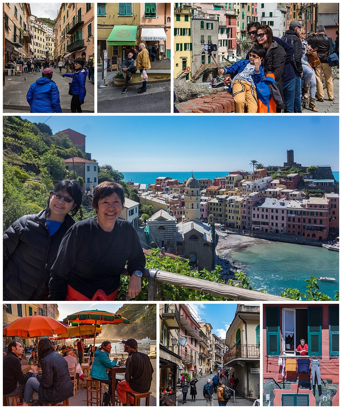 Cinque Terre, Italy - around town