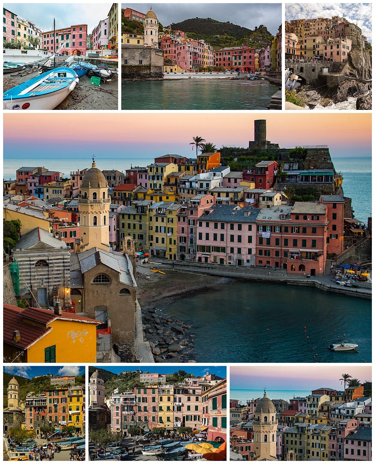 Cinque Terre, Italy - vernazza