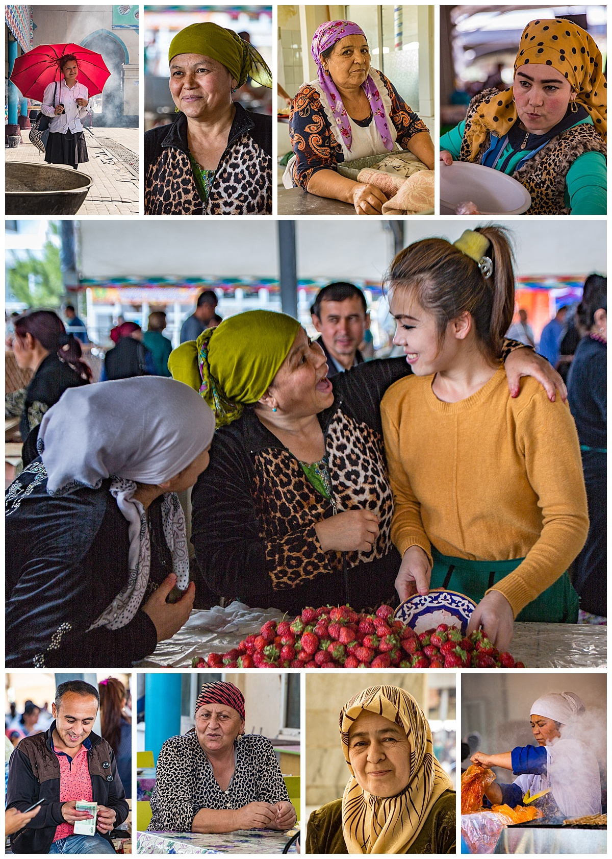 Tashkent, Uzbekistan - people 2