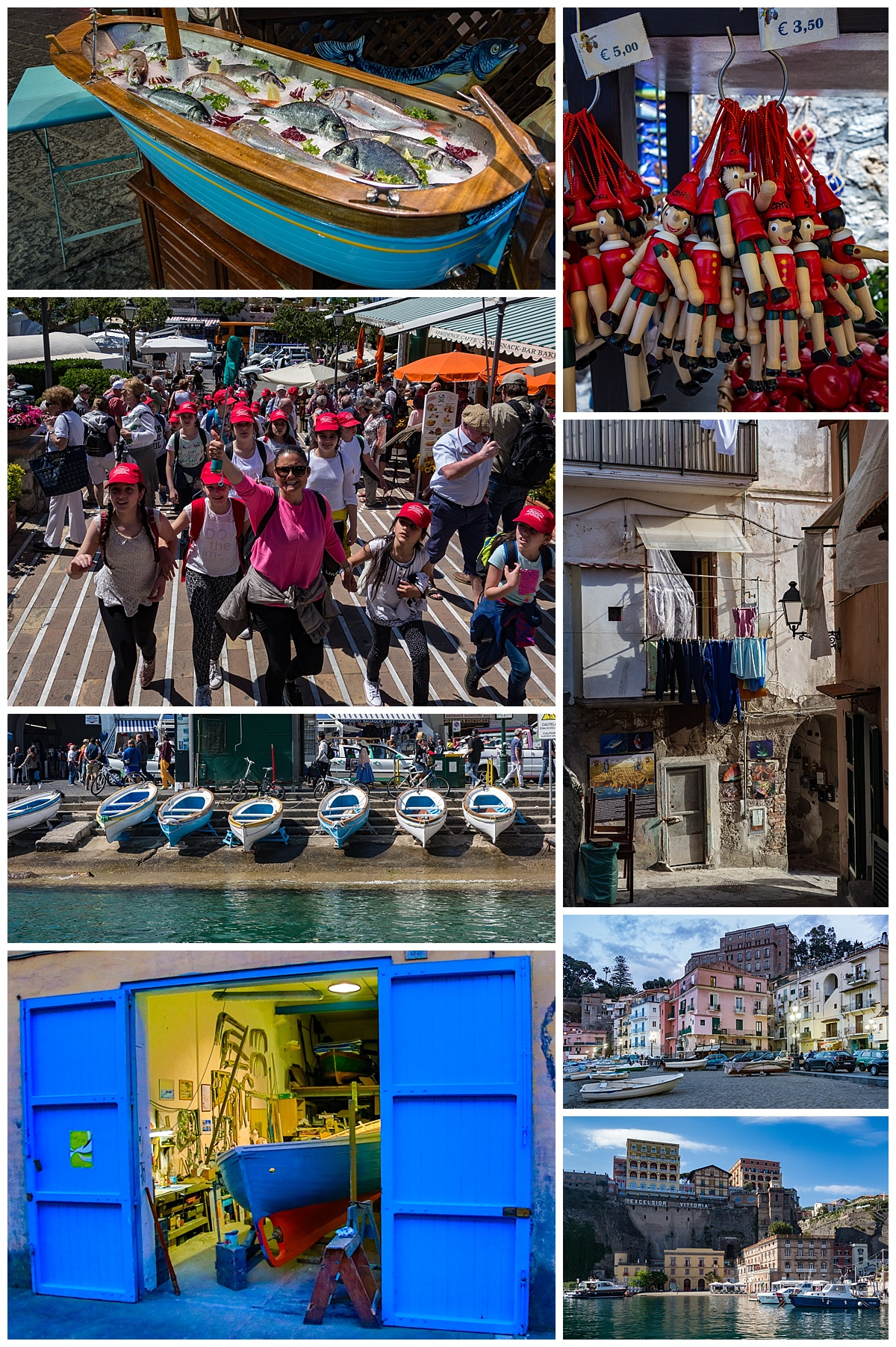 Amalfi Coast, Italy - Sorrento