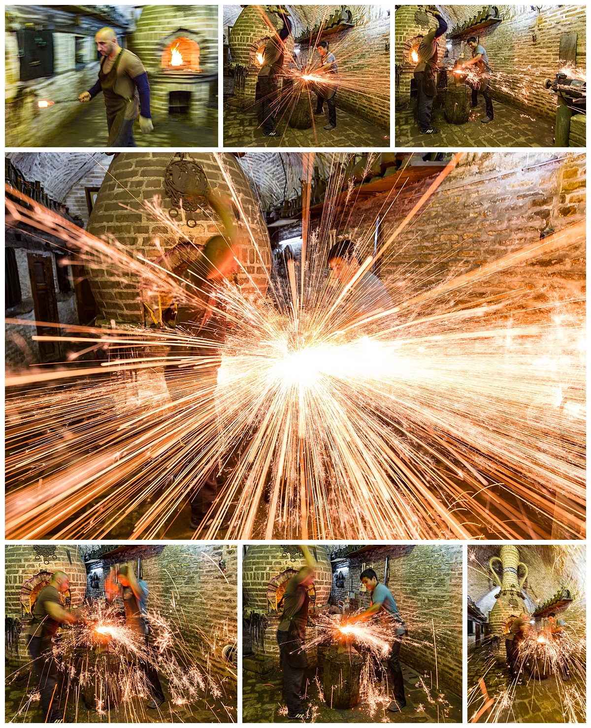 Bukhara, Uzbekistan - blacksmith