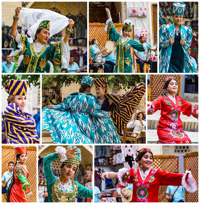 Bukhara, Uzbekistan - dance