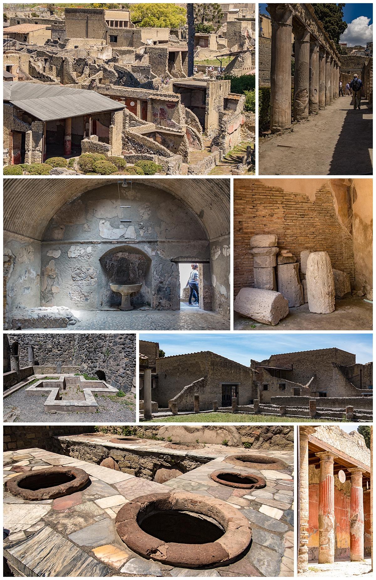 Herculaneum, Italy - city