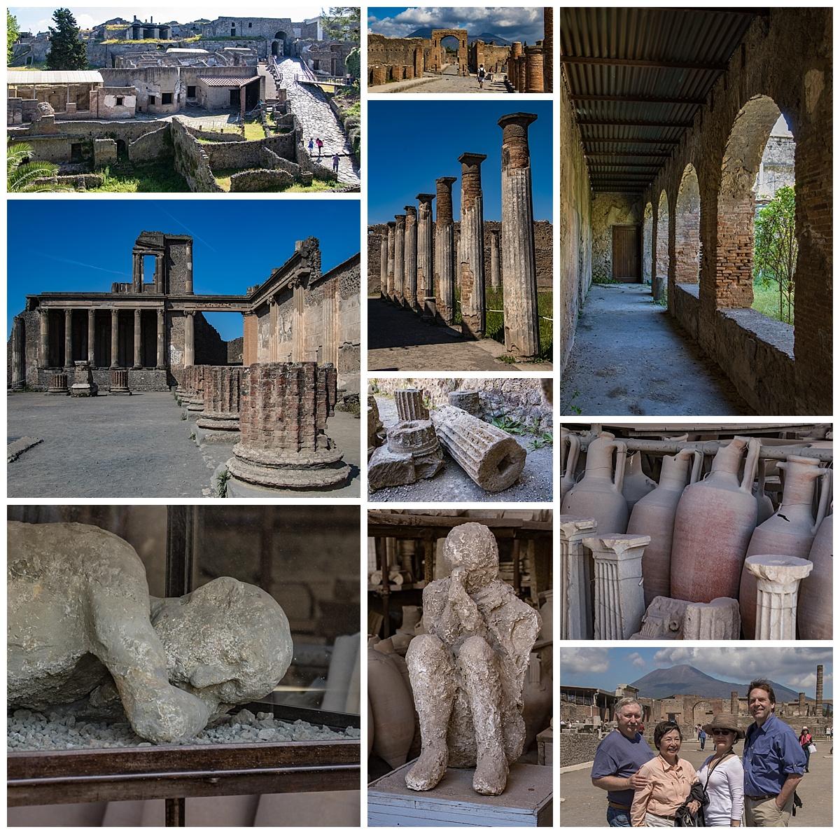 Pompeii, Italy - city