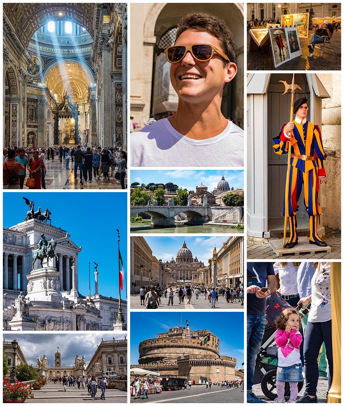 Rome, Italy - scenes
