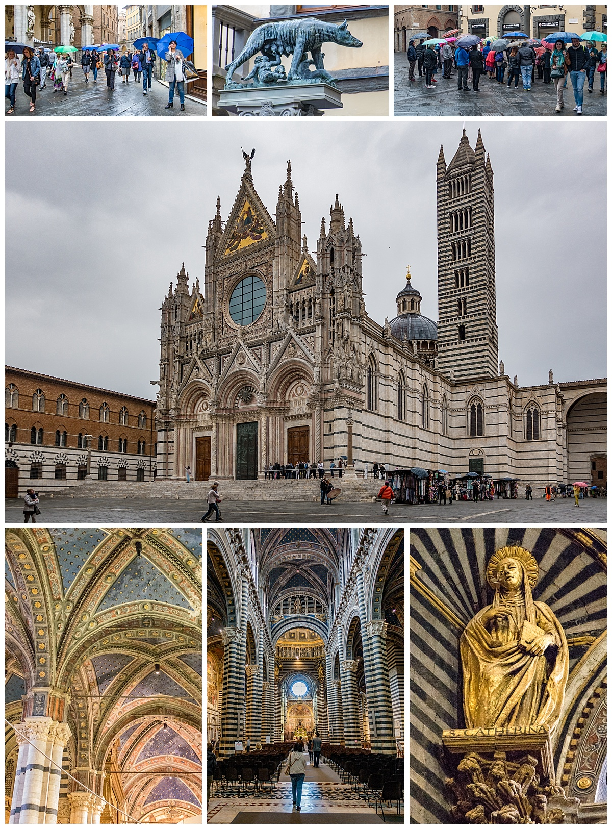 Tuscany Italy - duomo