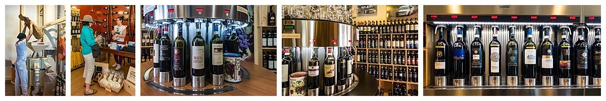 Tuscany Italy - wine