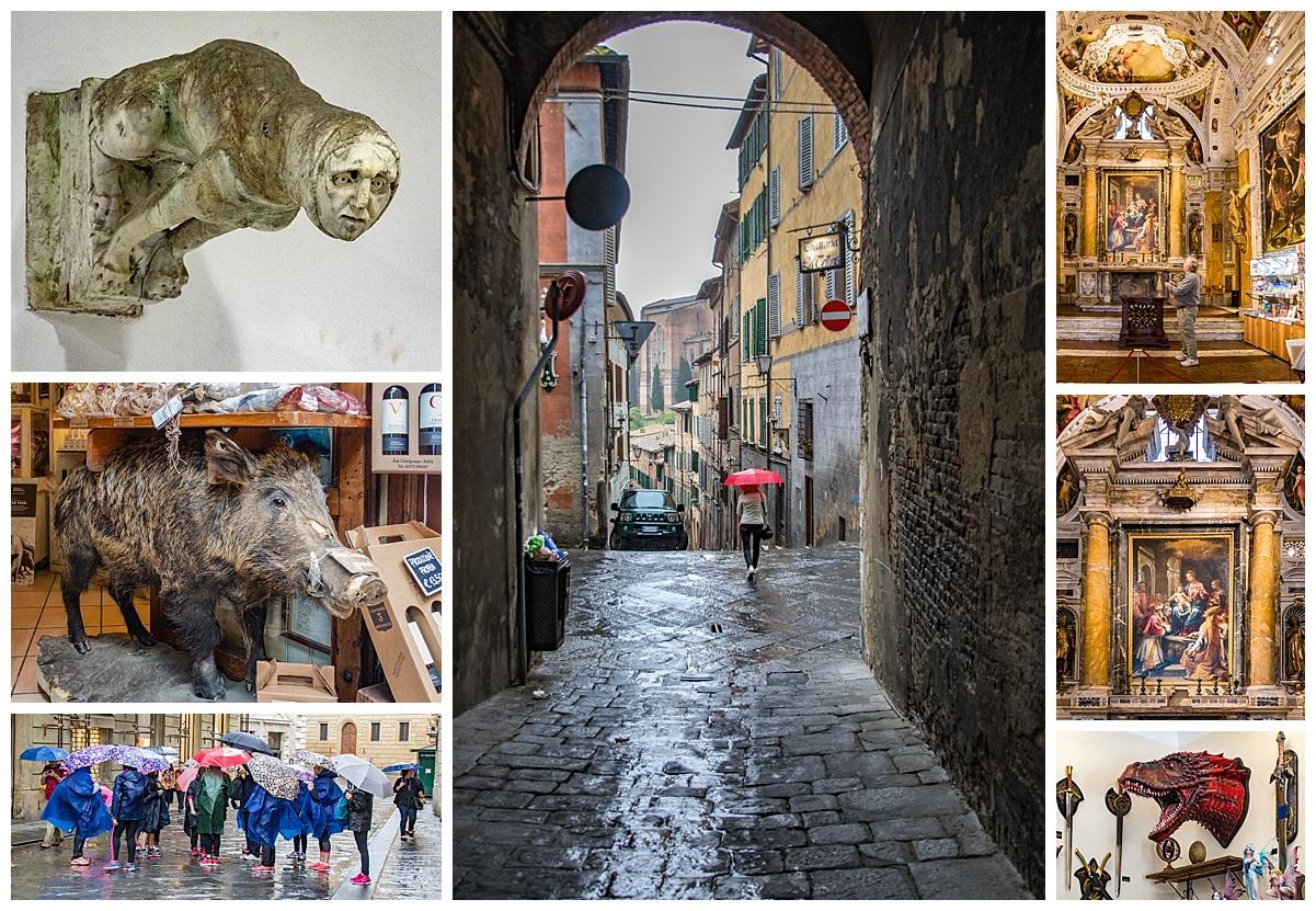 Tuscany Italy - ain