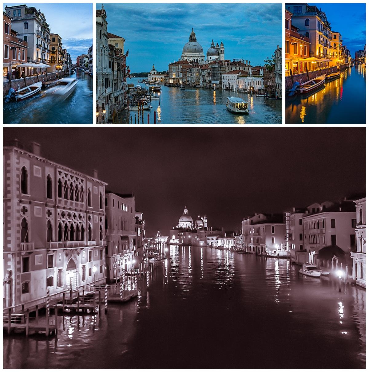 Venice, Italy - sunset
