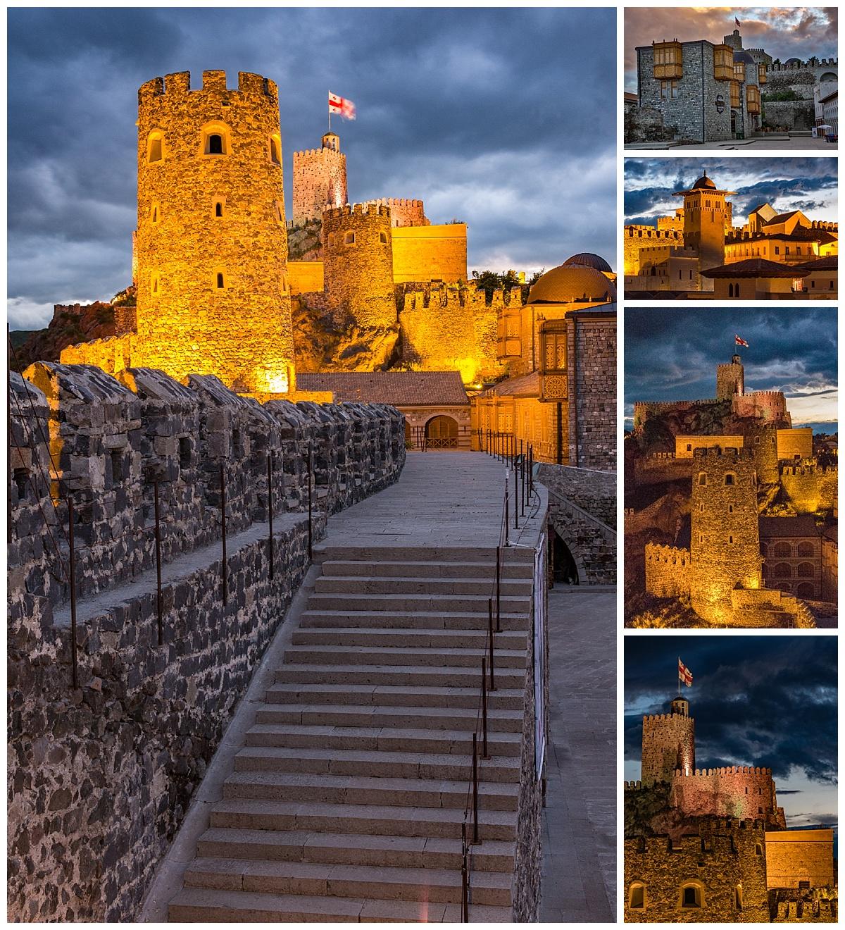 Akhaltsikhe, Georgia - castle