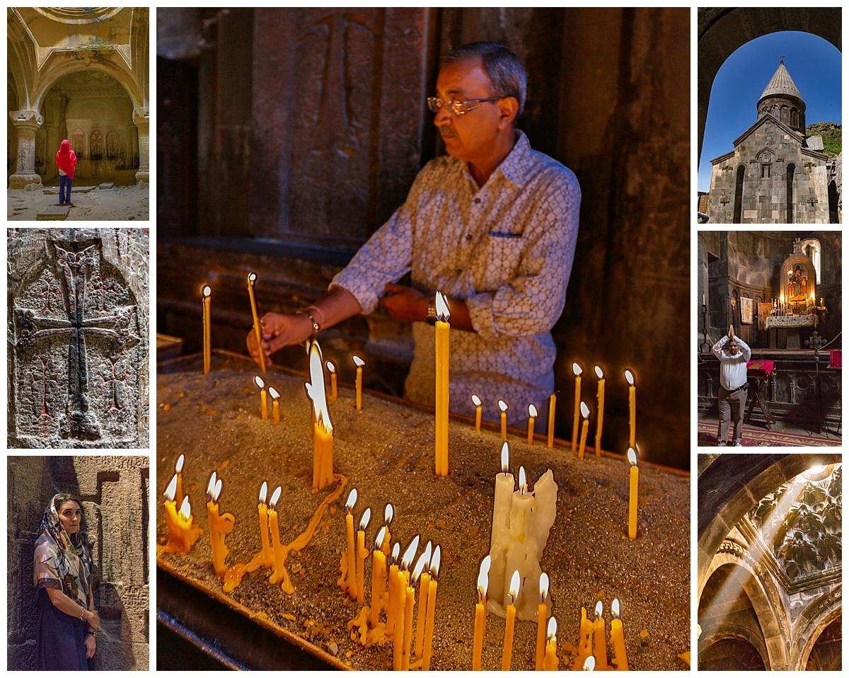 Yerevan , Armenia - cathedral