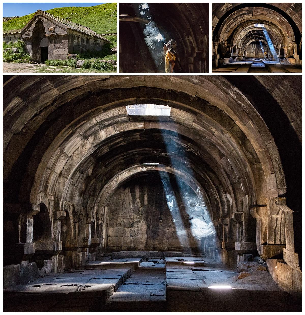 Dilijan, Armenia 1 - smokey cavern