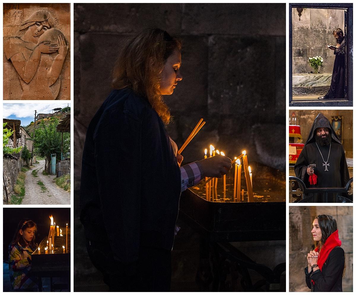 Goris, Armenia - Tatev monastery