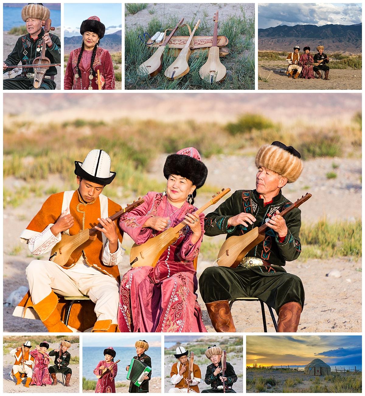 Issyk Kul, Kyrgyzstan - music