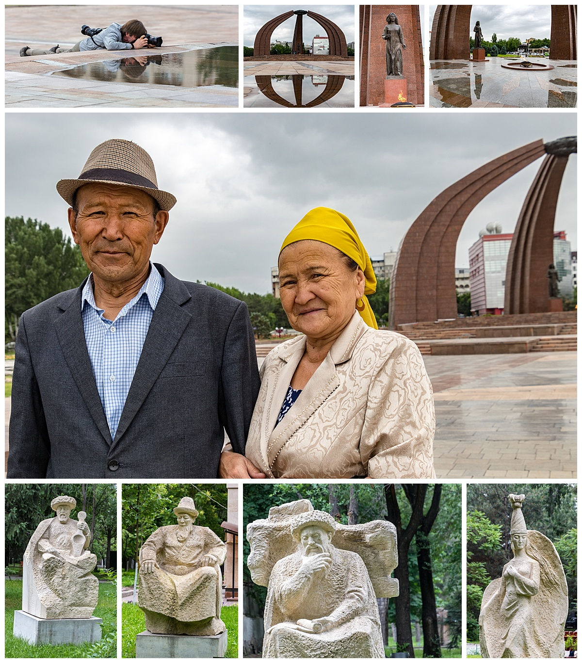 Issyk Kul, Kyrgyzstan - park
