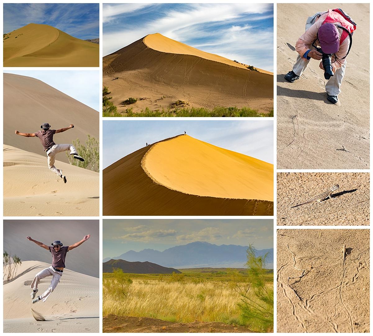 Kazakhstan - singing dunes