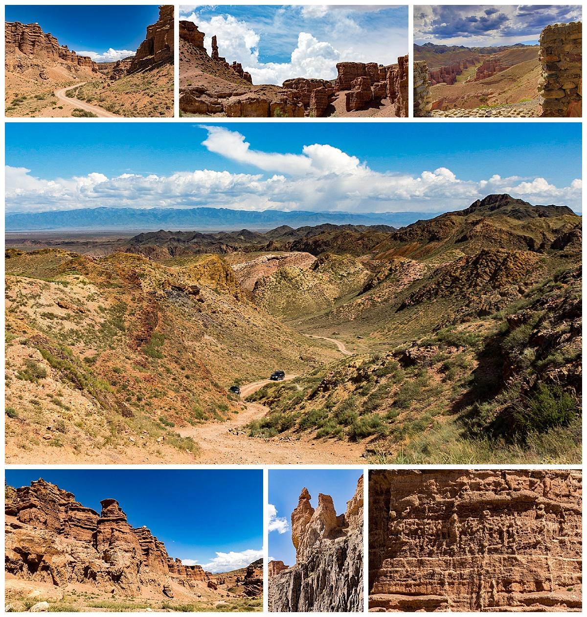 Kazakhstan - charyn canyon