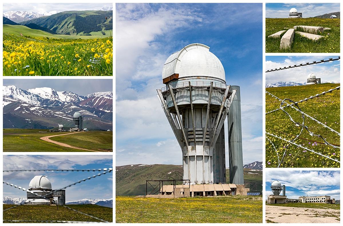 Kazakhstan - observatory