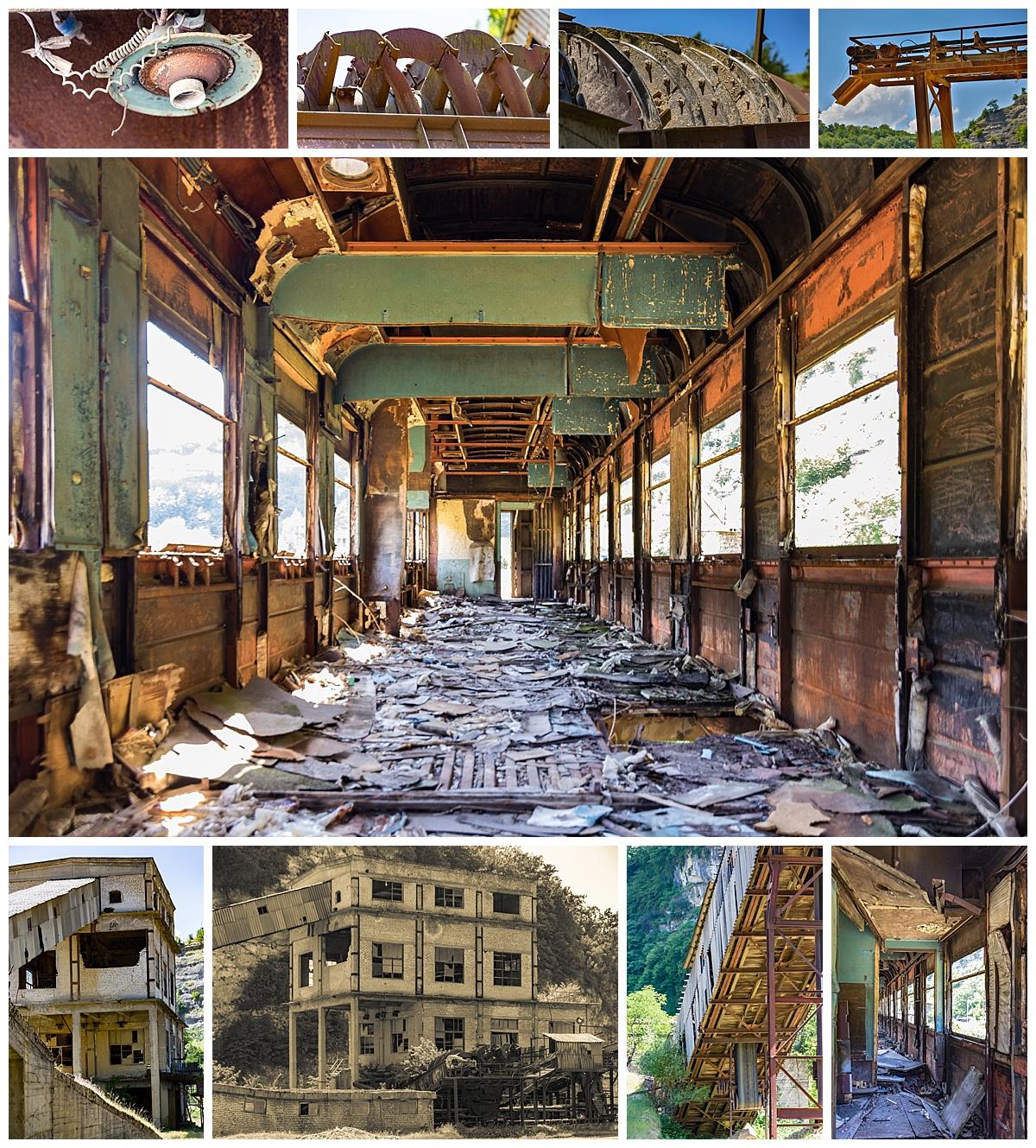 Kutasi, Georgia - urban decay