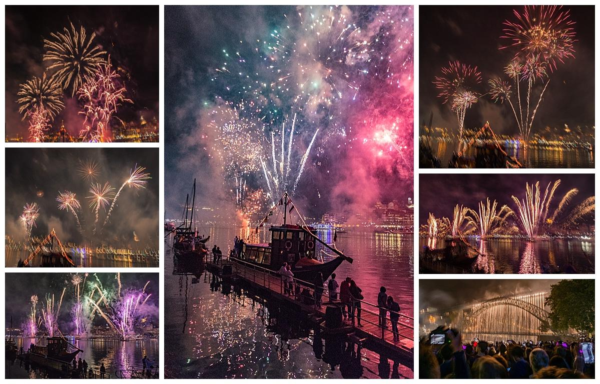 Porto St John Baptist Festival 5 - fireworks