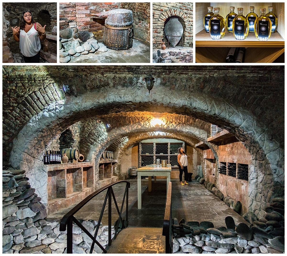 Tbliski, Georgia - wine tasting