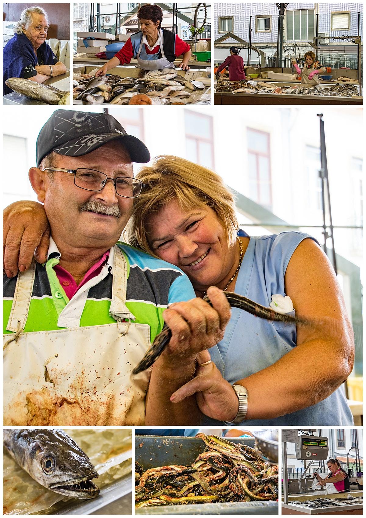 Aveiro 1 - fish market