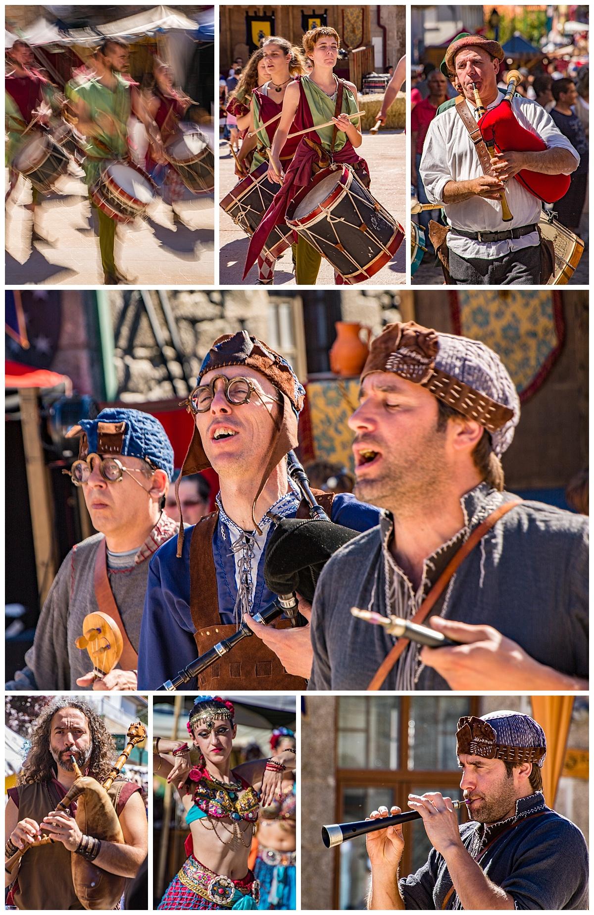 Feira Medieval Festival - music