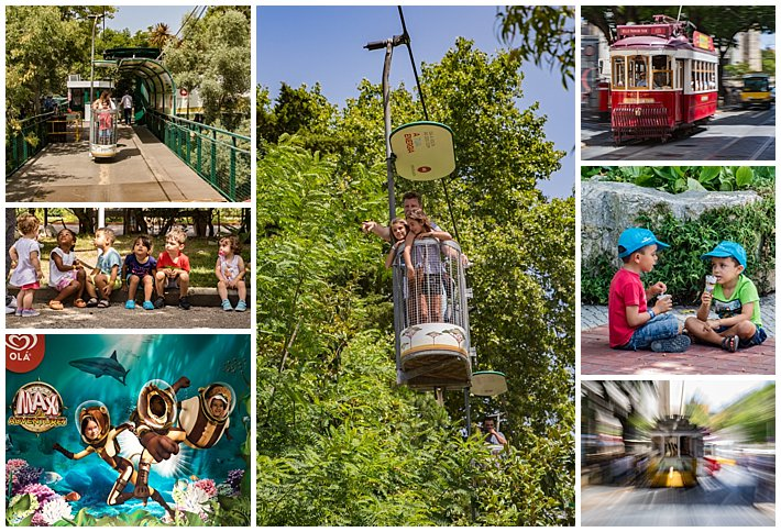 Lisbon 3- zoo kids