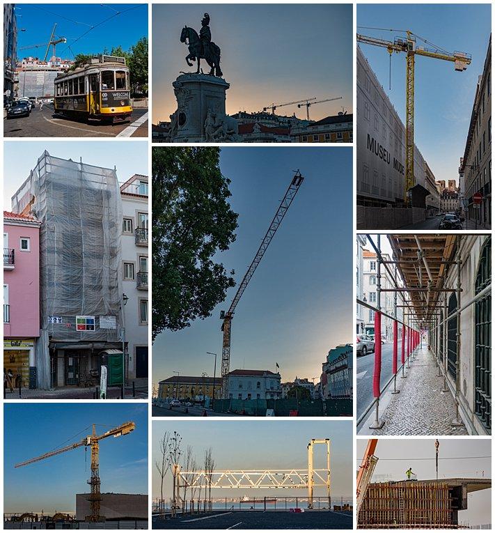 Lisbon 5- construction