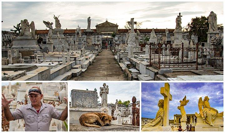 Cienfuegos, Cuba - cemetery