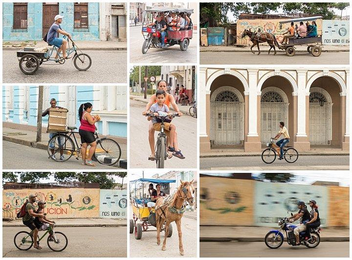 CienFuego, Cuba - transportation